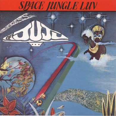 Oneness Of Juju SPACE JUNGLE LUV Vinyl Record