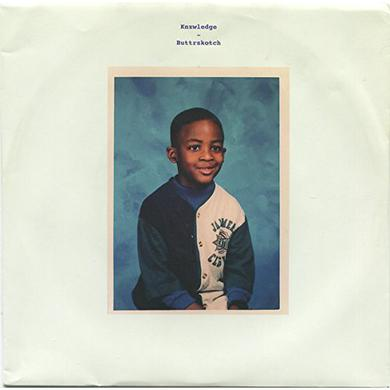 Knxwledge BUTTERSCOTCH Vinyl Record