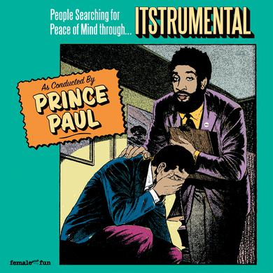Prince Paul ITSTRUMENTAL Vinyl Record