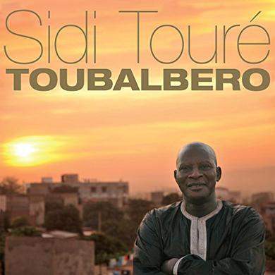 Sidi Toure TOUBALBERO Vinyl Record