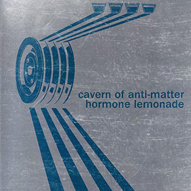 CAVERN OF ANTI-MATTER