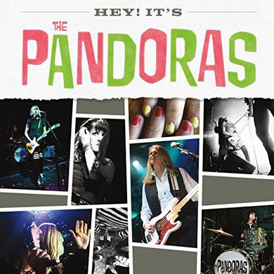 HEY IT'S THE PANDORAS Vinyl Record