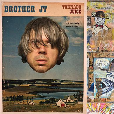Brother Jt TORNADO JUICE Vinyl Record