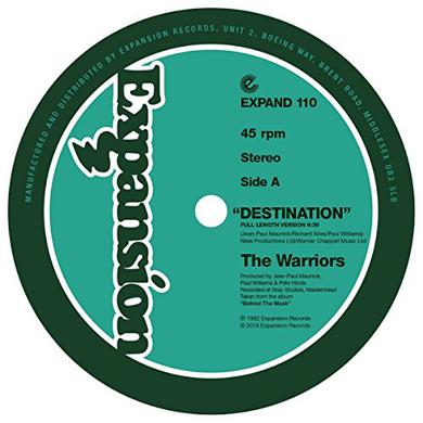 Warriors DESTINATION Vinyl Record