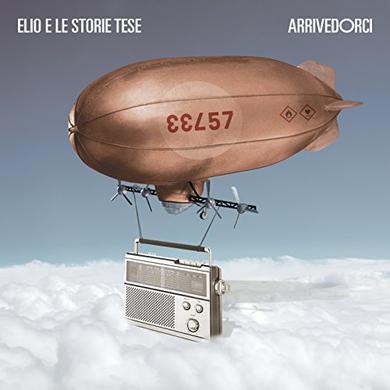 ELIO E LE STORIE TESE ARRIVEDORCI Vinyl Record