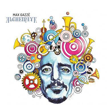 Max Gazze ALCHEMAYA Vinyl Record