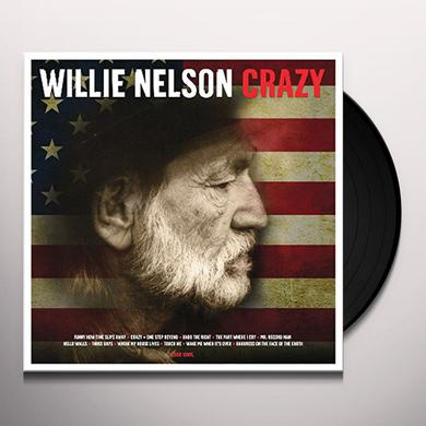 Willie Nelson CRAZY Vinyl Record