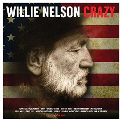 Willie Nelson CRAZY Vinyl Record