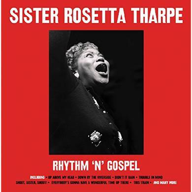 Sister Rosetta Tharpe RHYTHM N GOSPEL Vinyl Record