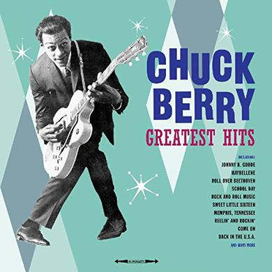 Chuck Berry GREATEST HITS Vinyl Record