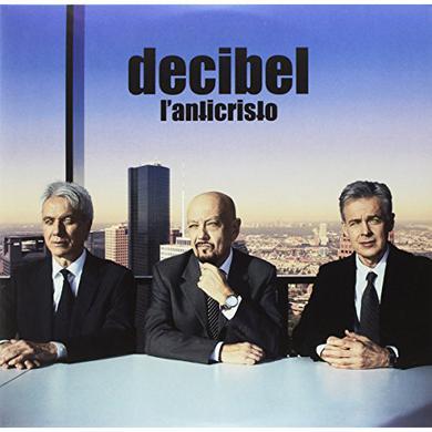 Decibel L'ANTICRISTO Vinyl Record