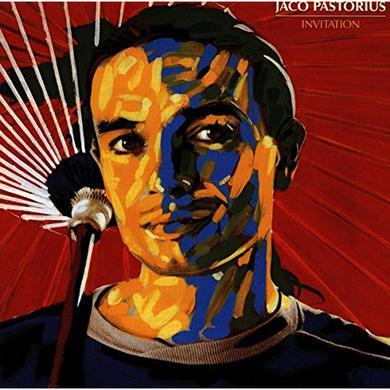 Jaco Pastorius INVITATION Vinyl Record