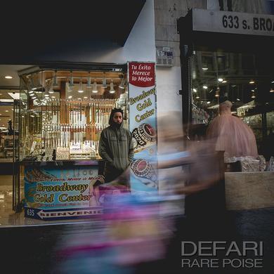 Defari RARE POISE Vinyl Record