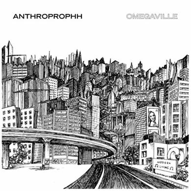 Anthroprophh OMEGAVILLE Vinyl Record