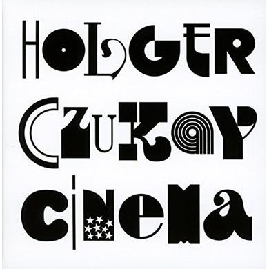Holger Czukay CINEMA Vinyl Record