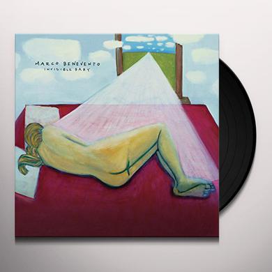 Marco Benevento INVISIBLE BABY Vinyl Record
