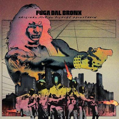 Francesco De Masi FUGA DAL BRONX Vinyl Record