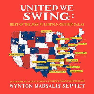 Wynton Marsalis UNITED WE SWING Vinyl Record