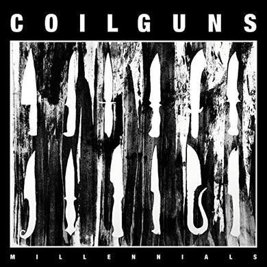 Coilguns MILLENNIALS Vinyl Record