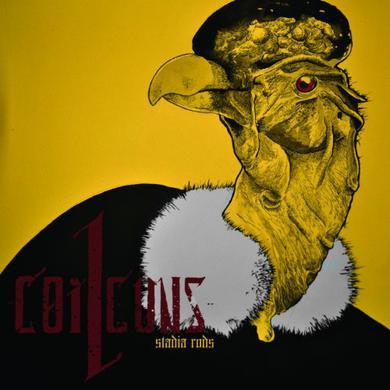 Coilguns STADIA RODS Vinyl Record