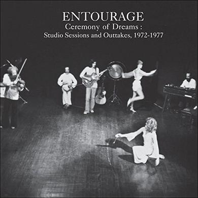 Entourage CEREMONY OF DREAMS: STUDIO SESSIONS & OUTTAKES Vinyl Record