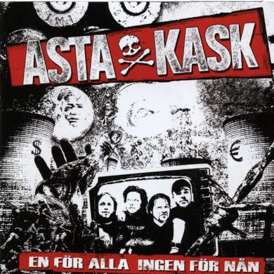 Asta Kask EN FOR ALLA INGEN FOR NAN Vinyl Record