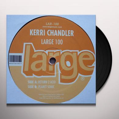 Kerri Chandler RETURN 2 ACID Vinyl Record