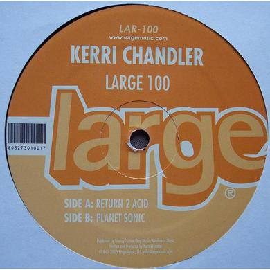 Kerri Chandler RETURN 2 ACID Vinyl Record