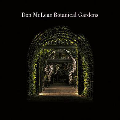 Don Mclean BOTANICAL GARDENS Vinyl Record