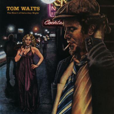 Tom Waits HEART OF SATURDAY NIGHT Vinyl Record