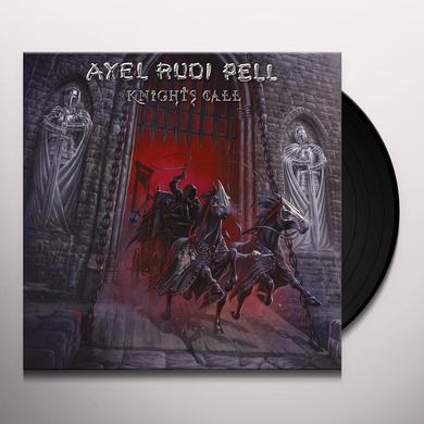 AXEL RUDI PELL KNIGHTS CALL Vinyl Record