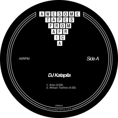 DJ KATAPILA AROO Vinyl Record