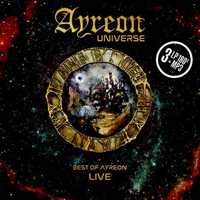 AYREON UNIVERSE Vinyl Record