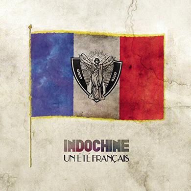 Indochine UN ETE FRANCAIS Vinyl Record