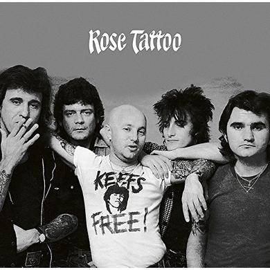 Rose Tattoo KEEF'S FREE: BEST OF 1978-1982 Vinyl Record