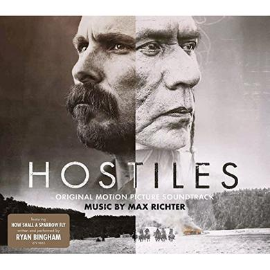 Max Richter HOSTILES Vinyl Record