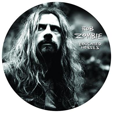Rob Zombie EDUCATED HORSES Vinyl Record