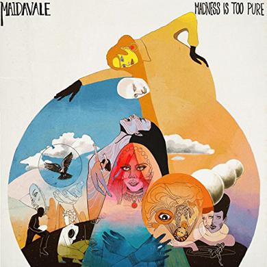 MAIDAVALE MADNESS IS TOO PURE Vinyl Record