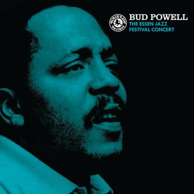 Bud Powell ESSEN JAZZ FESTIVAL CONCERT Vinyl Record