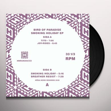 BIRD OF PARADISE SMOKING HOLIDAY Vinyl Record