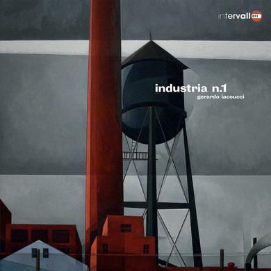 Gerardo Iacoucci INDUSTRIA N 1 Vinyl Record