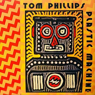 Tom Phillips PLASTIC MACHINE Vinyl Record