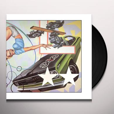 Cars HEARTBEAT CITY Vinyl Record