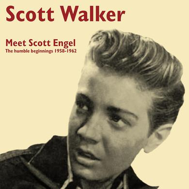 Scott Walker HUMBLE BEGINNINGS Vinyl Record