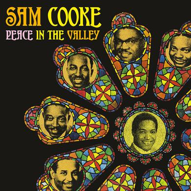 Sam Cooke PEACE IN THE VALLEY Vinyl Record