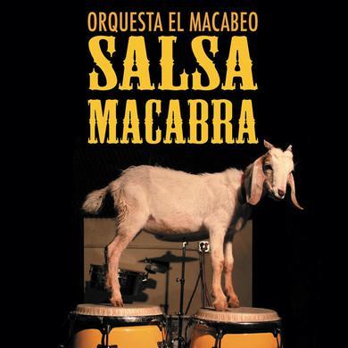 Orquesta El Macabeo SALSA MACABRA Vinyl Record