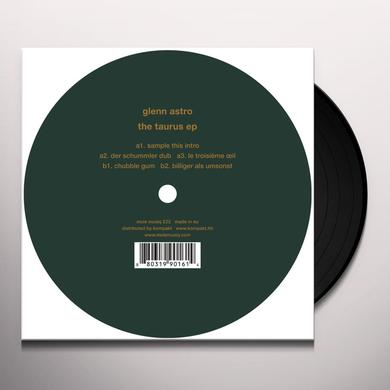 Glenn Astro TAURUS Vinyl Record