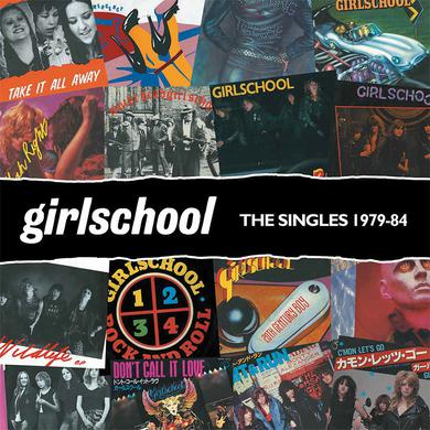 Girlschool SINGLES 1979-1984 Vinyl Record