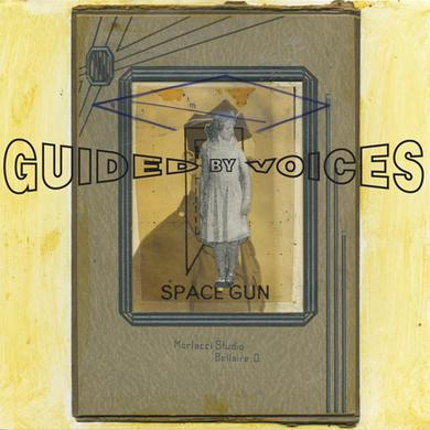 Guided By Voices SPACE GUN Vinyl Record