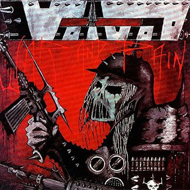 Voivod WAR & PAIN Vinyl Record